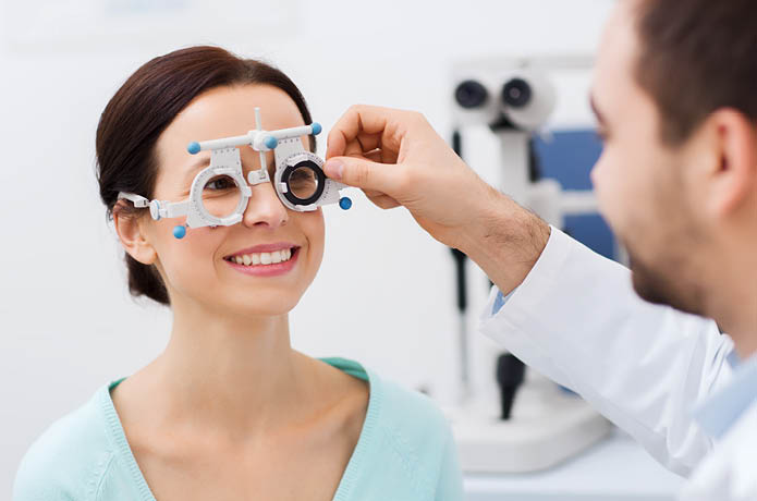 בחנו את עצמכם: האם אתם צריכים משקפיים?