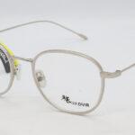 ARIK DVIR מרובע כסף מבריק – משקפי ראייה